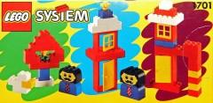 Lego 1701 Mini Box, 3+
