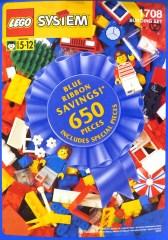 Lego 1708 Blue Ribbon Savings!