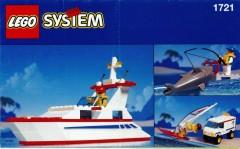 Lego 1721 Sandypoint Marina Value Pack