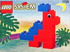 Lego 1725 Dinosaur