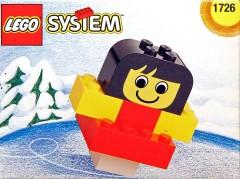 Lego 1726 Girl