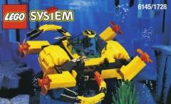 Lego 1728 Crystal Crawler