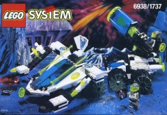 Lego 1737 Scorpion Detector