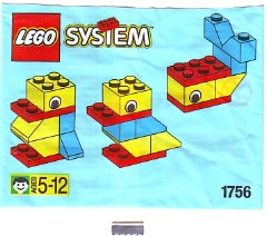 Lego 1756 Animals