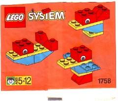 Лего 1758