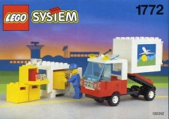 Lego 1772 Airport Container Truck