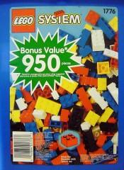 Lego 1776 Bonus Value Bucket