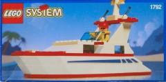 Lego 1792 Pleasure Cruiser