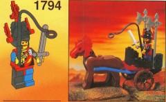Lego 1794 Dragon Master Chariot