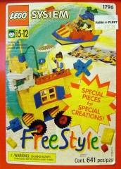 Lego 1796 Freestyle Bucket