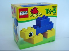 Lego 1800 Turtle