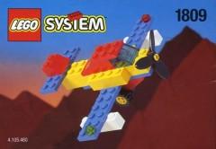 Lego 1809 Aeroplane