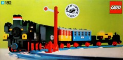 Lego 182 Train Set with Motor