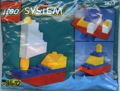 Lego 1823 Yacht