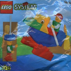 Lego 1824 Flying Duck