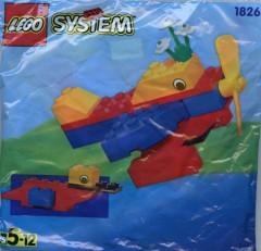 Lego 1826 Bird? Boat? Plane?