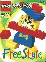 Lego 1836 Freestyle Set