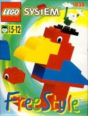 Lego 1838 Freestyle Set