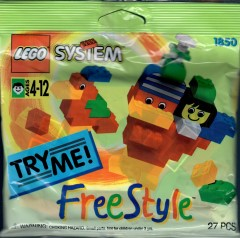 Lego 1850 Trial Size Bag
