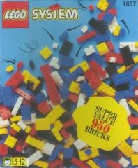 Lego 1857 Super Value Brick Pack