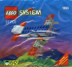 Lego 1865 Airliner