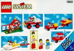Лего 1880