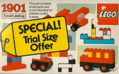 Lego 1901 Trial Size Offer