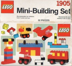 Lego 1905 Mini Building Set