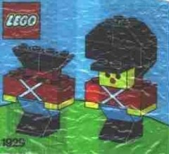Lego 1929 Toy Soldier
