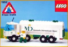 Lego 1952 Milk Truck