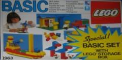 Лего 1963
