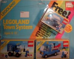 Lego 1967 Town Value Pack