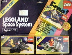 Lego 1969 Space Value Pack
