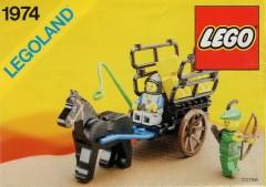 Lego 1974 Smuggler