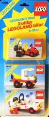 Lego 1976 Town 3-Pack