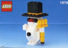 Lego 1979 Snowman