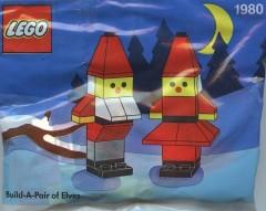 Lego 1980 Santa