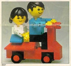 Lego 199 Scooter