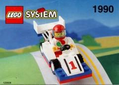 Random set of the day: Octan F1 Race Car