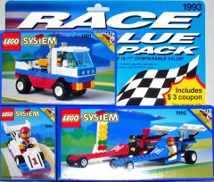Lego 1993 Race Value Pack