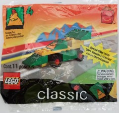 Lego 1995 {Racer}