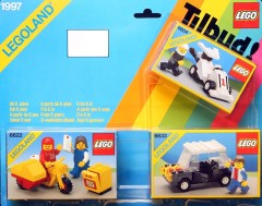 Lego 1997 Town Value Pack