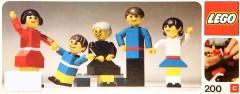 Lego 200 LEGO Family