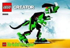 Lego 20003 BrickMaster - Creator
