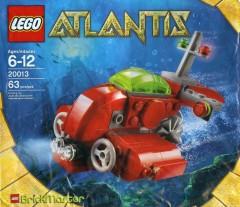 Lego 20013 Neptune Microsub