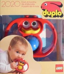 Lego 2020 Duck Rattle - Teether