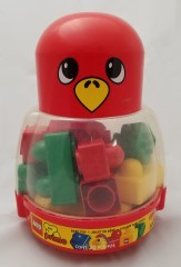 Lego 2087 Polly Parrot Storage Bird