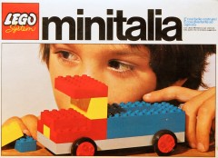Lego 21 Truck