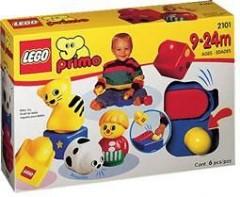 Lego 2101 Circus Catapult