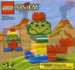 Lego 2121 Stomper